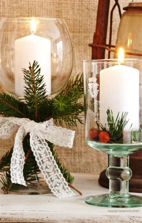 candles for christmas table christmas candle jars 2015 christmas glass decors you