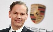 Porsche-Chef Oliver Blume: ,,E-Mobilität ist alternativlos ...