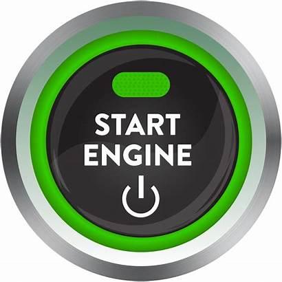 Start Button Push Starter Vehicle Remote Bluetooth