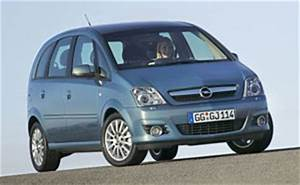 Fiche Technique Opel Meriva : opel meriva 2006 testbericht ~ Maxctalentgroup.com Avis de Voitures