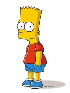 Bart Simpson Character