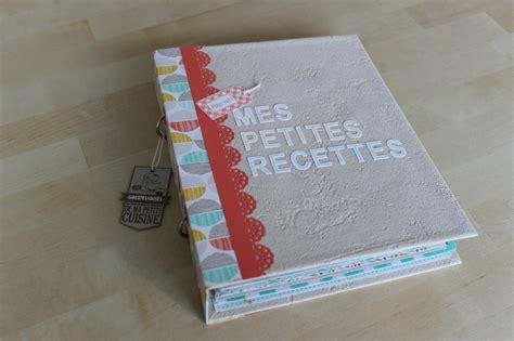 carnet de cuisine vierge classeur de recettes les ateliers de sev