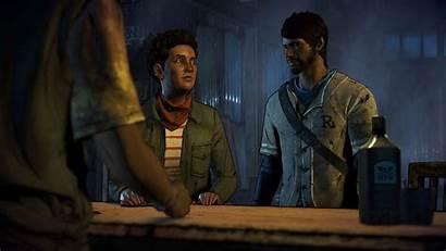 Walking Dead Season 4k Telltale Wallpapers Ultra