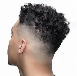 Coiffure Homme Cheveux Bouclés : 15 coiffures pour cheveux courts coupe de cheveux homme ~ Melissatoandfro.com Idées de Décoration