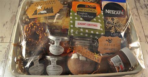 handmade christmas hamper featuring stampin  products stampin  demonstrator kim price