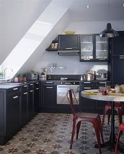 Sol Vinyle Cuisine : carrelage stratifi vinyle quel sol pour ma cuisine ~ Farleysfitness.com Idées de Décoration