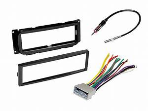 Dodge Ram Pickup Radio Stereo Dash Kit Harness Adapter