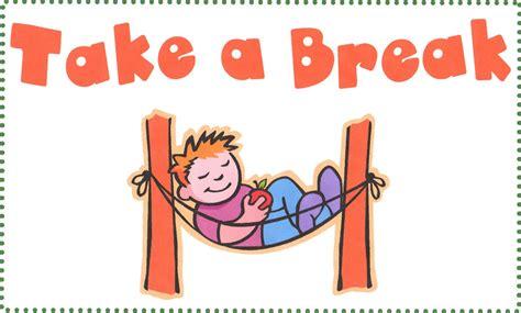 take a break school clipart clipartxtras