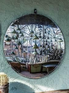 Miroir De Rue : ancien grand miroir convexe ~ Melissatoandfro.com Idées de Décoration
