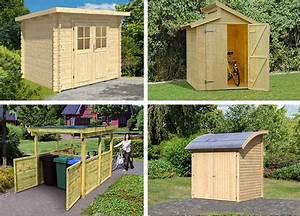 Gartenhaus Holz Klein : ein gartenhaus f rs fahrrad ~ Orissabook.com Haus und Dekorationen
