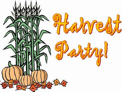 Harvest Party Clipart Church Pig Fall Roast