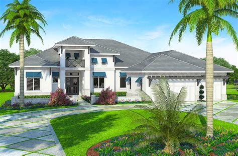 Spacious Florida House Plan