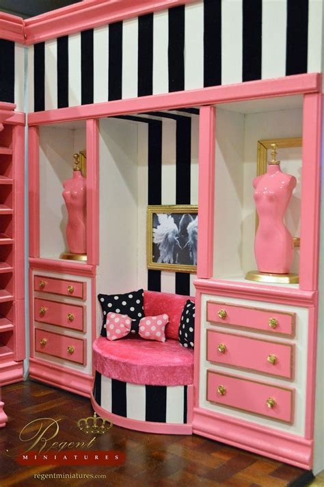 shh victorias secret based store  ken barbie room