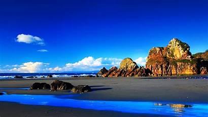 Desktop Nature 1080p Sea Side Sky
