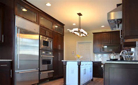 j k kitchen cabinets craftsman java maple s1 7611