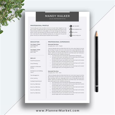 Make A Free Resume And Save It by Clean Resume Template Cover Letter Ms Word Creative Cv