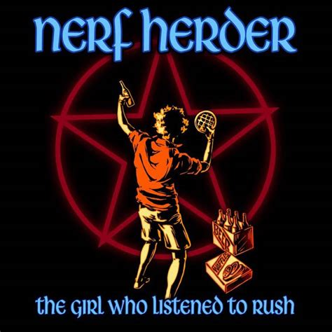 nerf herder  girl  listened  rush lyric video