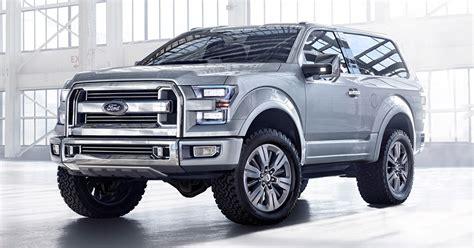 ford bronco making  comeback car reviews canada