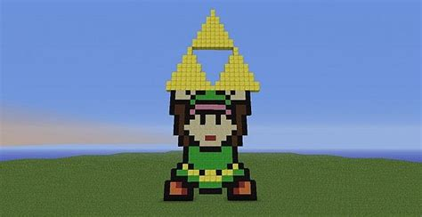 link  triforce  minecraft project