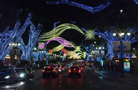 malaga christmas lights luces de navidad richardthomas es