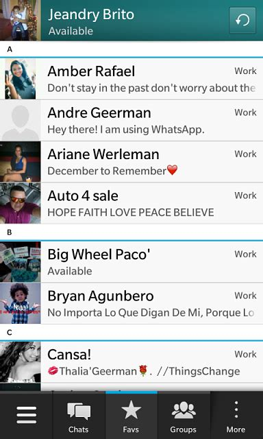 the new whatsapp update blackberry forums at crackberry