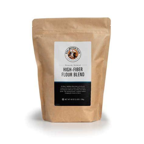 High Fiber Flour Blend   3 lb.