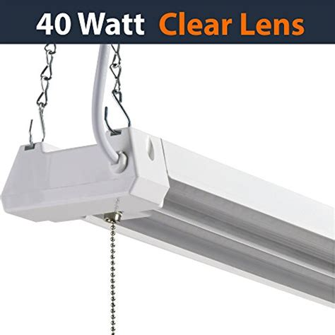 Led Utility Shop Light Non Linkable Clear