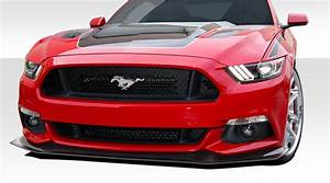 2015 Ford Mustang GT Concept Body Kit Series Now Available : Duraflex Body Kits