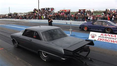 Daddy Dave Goliath 2.0 Vs Mustang Drag Race Ends Up In A Crash