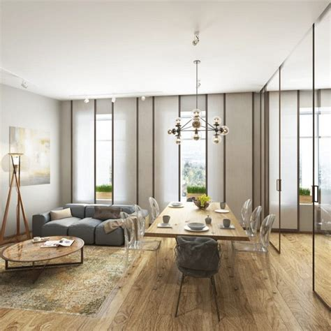 cozy minimalist living room cozy minimalism stylish apartment for a young family home interior design kitchen and