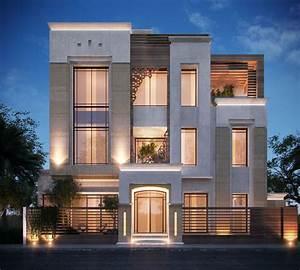 Moderne Design Villa : 375 m private villa kuwait sarah sadeq architects sarah sadeq architectes pinterest villas ~ Sanjose-hotels-ca.com Haus und Dekorationen