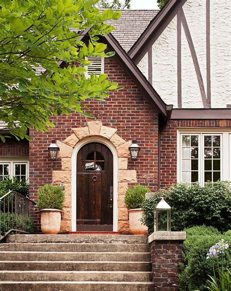 Get Look Tudor Style by How To Update A Tudor Style Home Exterior Shapeyourminds
