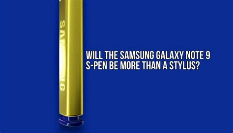 Samsung Galaxy Note 9 Price In Malaysia & Specs