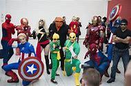 2018 Comic-Con Cosplay Marvel