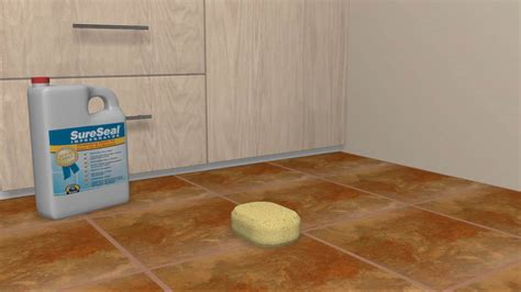 how to grout floor tile how to grout a tile floor 12 steps with pictures wikihow