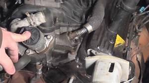 How To Repair A Broken Egr Tube Or An Exhaust Air Tube