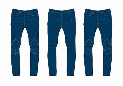 Vector Jeans Pants Clipart Vectors