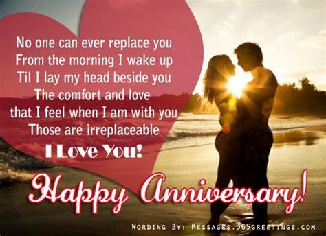 wedding anniversary messages  wife greetingscom