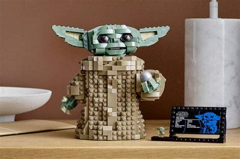 Disney to release Baby Yoda Lego set to mark 'The ...