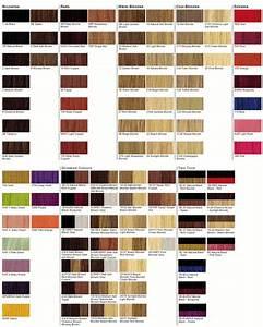 Matrix Professional Matrix Color Chart Matrix Hair