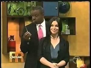 Rachael Ray Show Gretta Monahan & Ricky Paull Goldin 5-17 ...