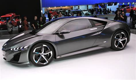2016 acura nsx concept design 2017 cars review gallery