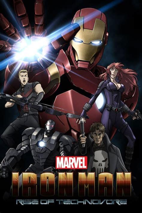 iron man rise  technovore