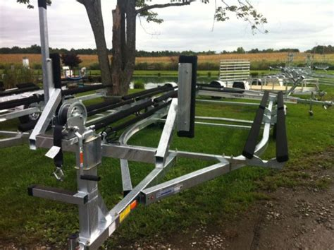 Used Pontoon Boat Trailers For Sale In Ohio by Load Rite Pontoon Trailer Akron Ohio Boats Vehicles For