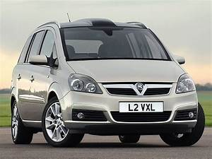 Vauxhall Zafira - 2005  2006  2007  2008  2009  2010  2011