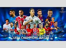 ᐅ Tabla posiciones Champions League 20172018