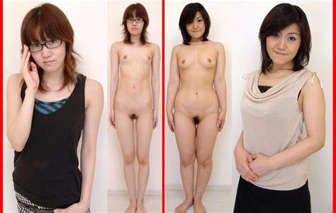 Japanese Women Clothed And Naked Asia Porn Photo