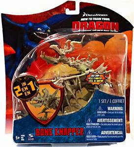 How to Train Your Dragon Series 3 Deluxe Bone Knapper ...