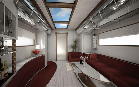 ultimate luxury mobile home elemment palazzo idesignarch interior design architecture
