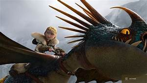 Astrid and Stormfly #HTTYD | Dragons and Trainers | Pinterest